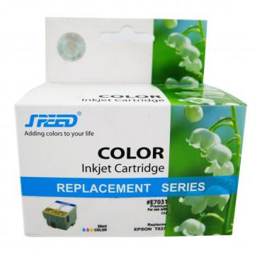 Cartus compatibil color EPSON T037 SPEED