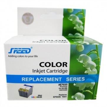 Cartus compatibil color EPSON T041 SPEED