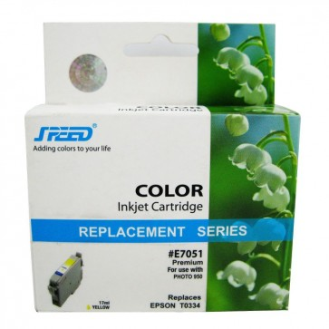 Cartus compatibil yellow EPSON T334 SPEED