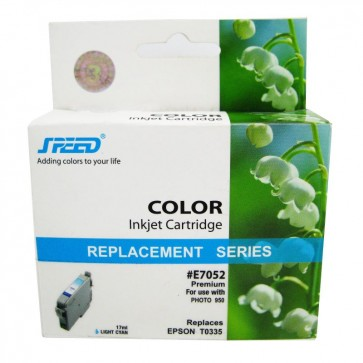 Cartus compatibil light cyan EPSON T335 SPEED