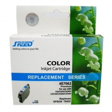 Cartus compatibil cyan EPSON T422 SPEED