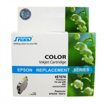Cartus compatibil yellow EPSON T0474 SPEED