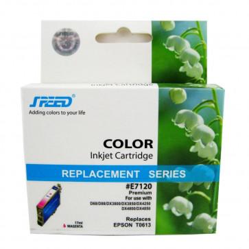 Cartus compatibil magenta EPSON T0613 SPEED