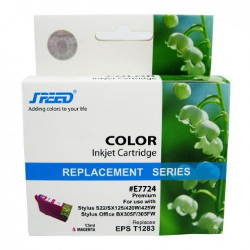 Cartus compatibil magenta EPSON T1283 SPEED