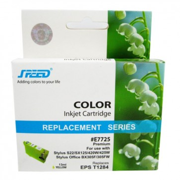 Cartus compatibil yellow EPSON T1284 SPEED