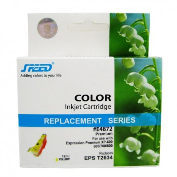Cartus compatibil yellow EPSON T264 SPEED