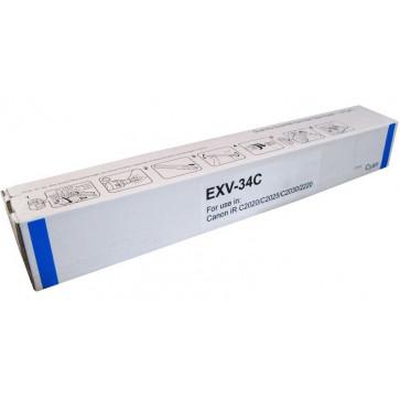 Cartus compatibil cyan CANON C-EXV34C HYB