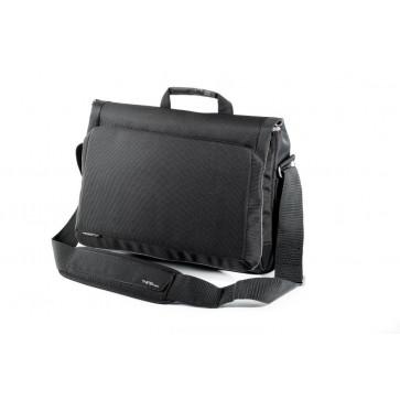Geanta pentru laptop, 15.6'', material textil, negru, FELLOWES Thrio Messenger