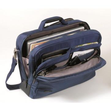 Geanta pentru laptop, 15.6'', material textil, albastru inchis, FELLOWES Thrio Comfort