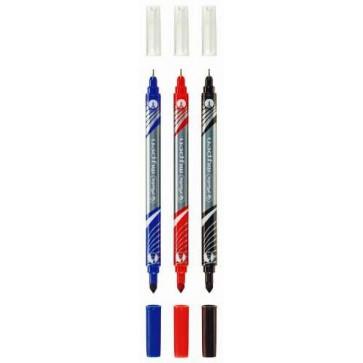 Carioci + finelinere, 3 culori/set, HERLITZ My.Pen