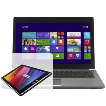 "Laptop TOSHIBA Tecra Z40-A-15N, 14"", i7-4600U, 4GB, 500GB, Win8P + CADOU Tableta ASUS ZenPad"