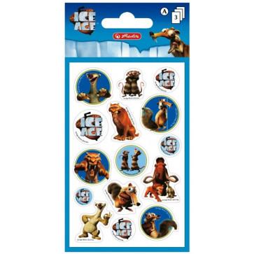 Sticker, 3 coli/set, HERLITZ Ice Age