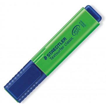 Textmarker 1-5mm, verde, STAEDTLER Textsurfer classic