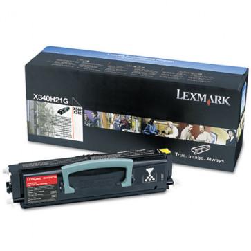 Toner, black, LEXMARK X340H21G