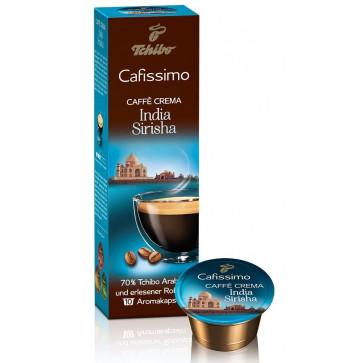 Capsule cafea, 10 capsule/cutie, Caffe Crema, TCHIBO Cafissimo India Sirisha