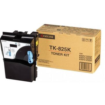 Toner, black, 15.000 pagini, KYOCERA TK-825K