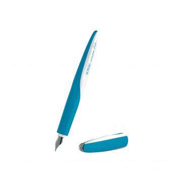 Stilou, penita M, HERLITZ My.Pen Style Ocean Blue