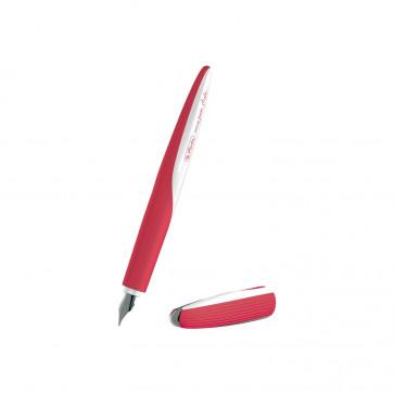 Stilou, penita M, HERLITZ My.Pen Style Glowing Red