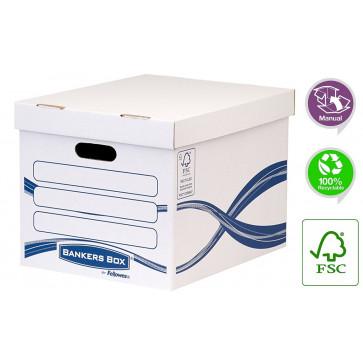 Container pentru arhivare, 317 x 287 x 384mm, FELLOWES Standard