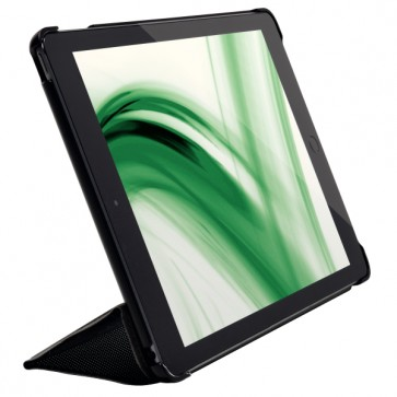 Carcasa pentru iPad Air 2, negru, LEITZ Complete Smart Grip