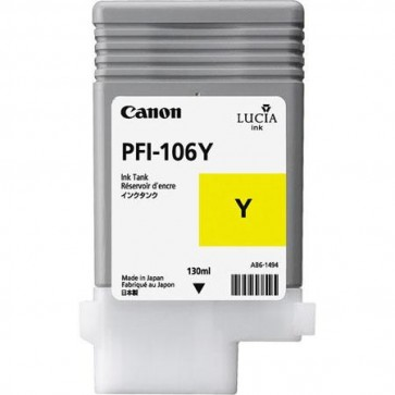 Cartus, yellow, CANON PFI-106Y