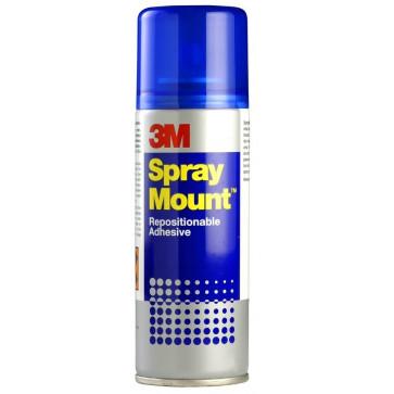 Adeziv pentru suprafete verticale, 200ml, SCOTCH SprayMount
