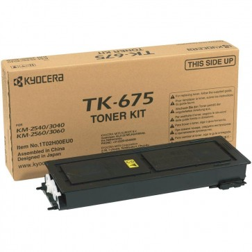 Toner, black, 40.000 pagini, KYOCERA TK-70