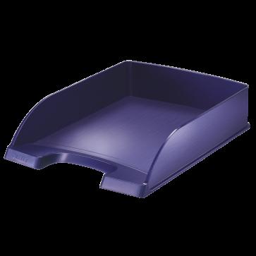 Tavita documente, albastru-violet, LEITZ Style