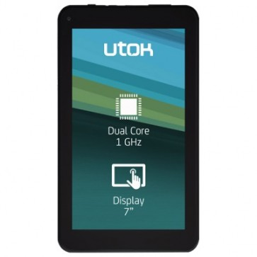 "Tableta, 7"", Wi-Fi,Dual Core RK 3026 1.0GHz, 8GB, 512MB, Android KitKat 4.4, UTOK 701D"