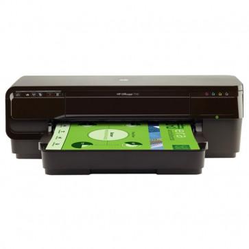 Imprimanta inkjet , A3+, USB, Retea, Wi-Fi, HP Officejet 7110