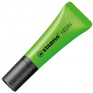 Textmarker, 2-5mm, verde, STABILO Neon