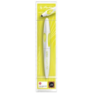 Roller, in cutie eleganta, HERLITZ My.Pen Style Fresh Citrus