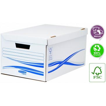 Container pentru arhivare, 350 x 260 x 526mm, FELLOWES Basic