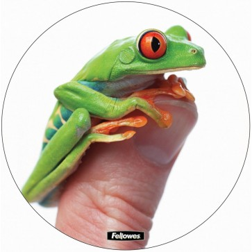 Mouse pad, FELLOWES Frog on Finger