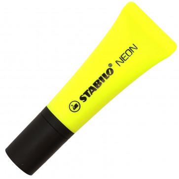 Textmarker, 2-5mm, galben, STABILO Neon