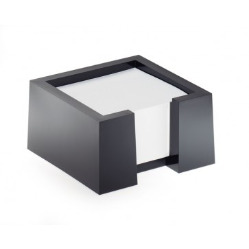 Suport pentru cub din hartie, negru, DURABLE Cubo