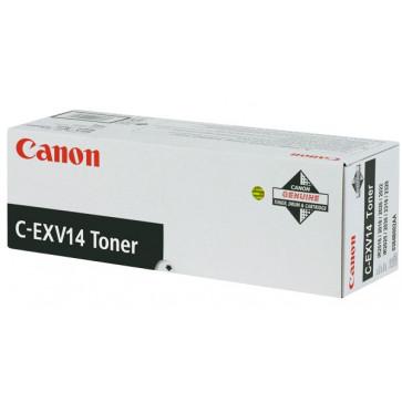 Toner, black, CANON C-EXV14