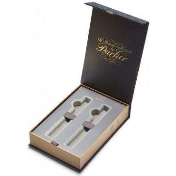 Cutie cadou pentru 2 instrumente de scris, PARKER Prestige