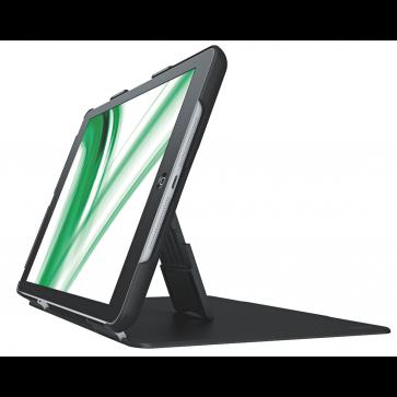 Multi-carcasa iPad Air, cu capac si stativ, negru, LEITZ Complete