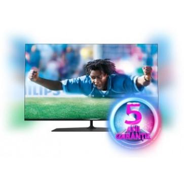 Televizor Smart LED Ultra HD 3D, 106 cm, PHILIPS Ambilight 42PUS7809/12