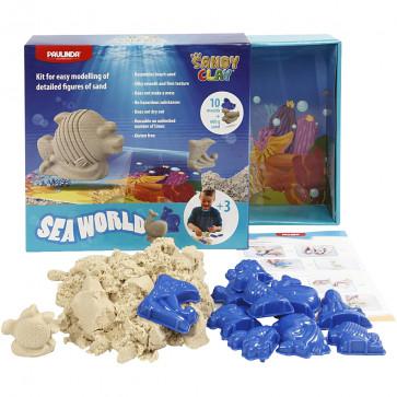 Set nisip, HERLITZ Kinetic Sea World