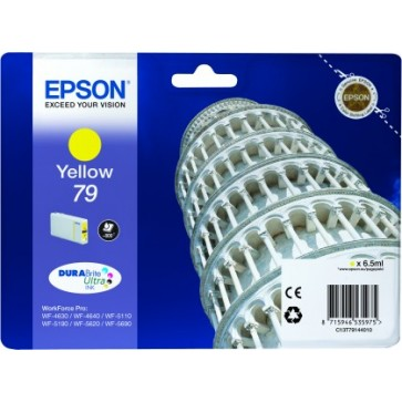 Cartus, yellow, EPSON C13T79144010
