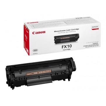 Toner, black, CANON FX-10