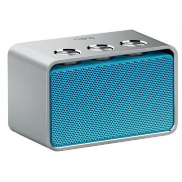 Difuzor stereo, portabil, cu bluetooth, albastru, RAPOO A600