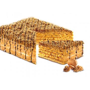 Prajitura, miere si nuca, BRISTOT Marlenka