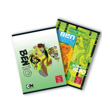 Caiet A5, 48 file, matematica, BEN10