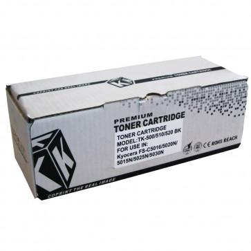 Cartus compatibil black KYOCERA TK-500/510/520BK HYB