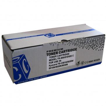 Cartus compatibil cyan KYOCERA TK-500/510/520C HYB