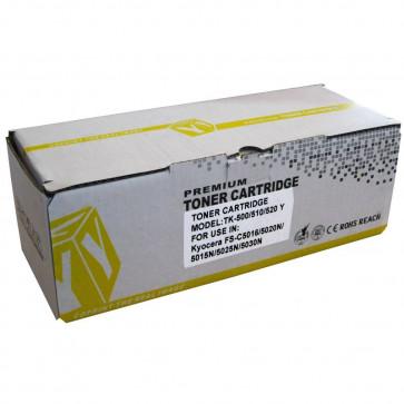 Cartus compatibil yellow KYOCERA TK-500/510/520Y HYB