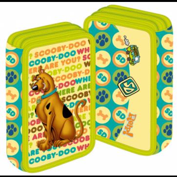 Penar neechipat, 3 fermoare, PIGNA Scooby Doo